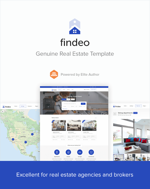Findeo - Real Estate HTML Template - 2