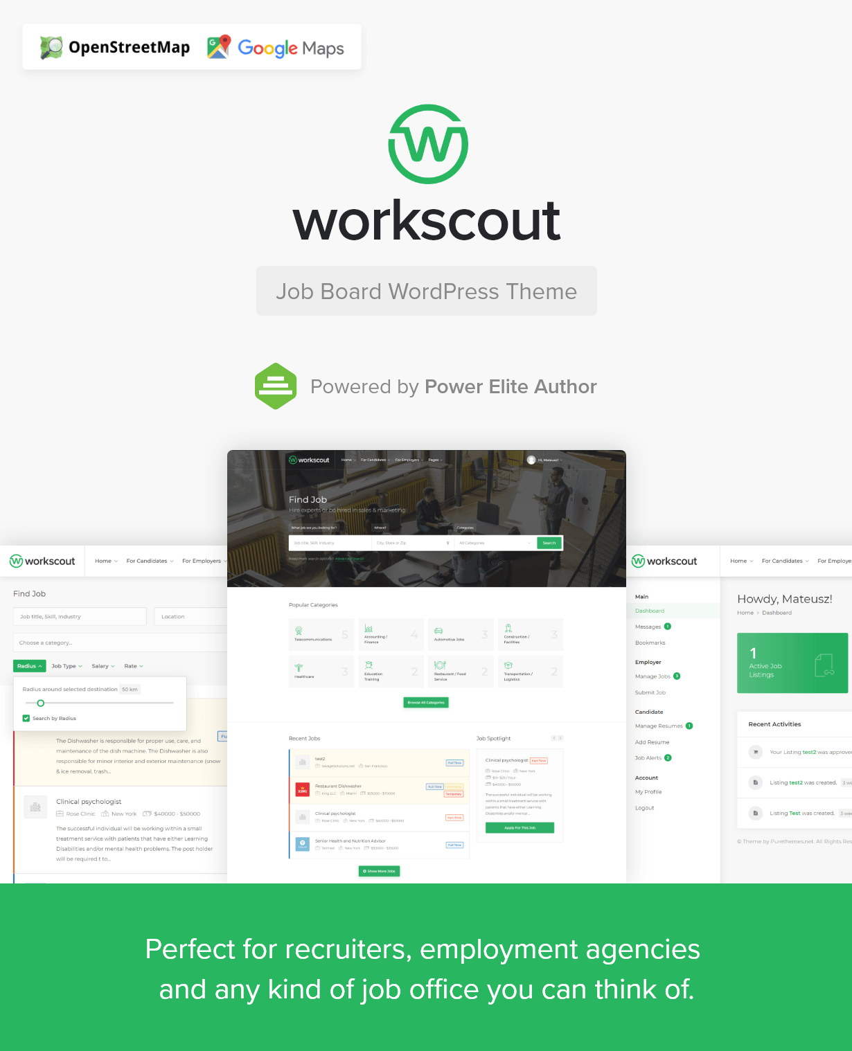 WorkScout - Job Board WordPress Theme - 3